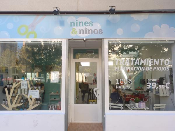 fachada Nines&Ninos